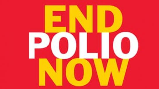 End Polio Now Moodfilm