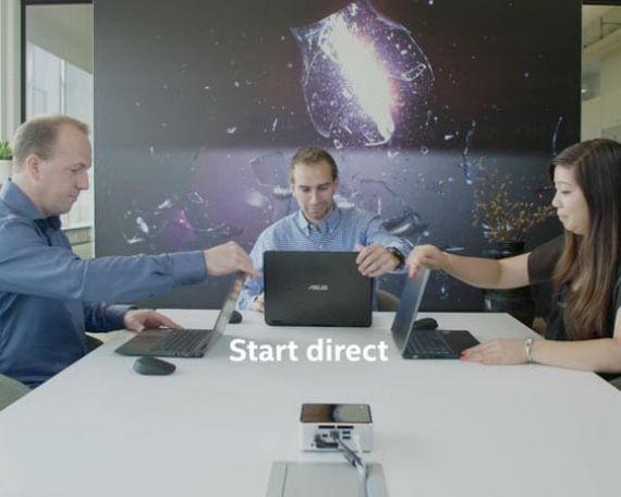 Copaco – Campagne Intel Unite