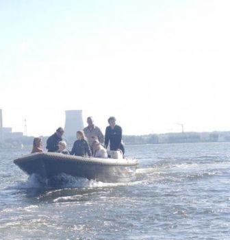 Een dag op het water