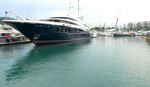 Singapore Yacht Show – Visitors film