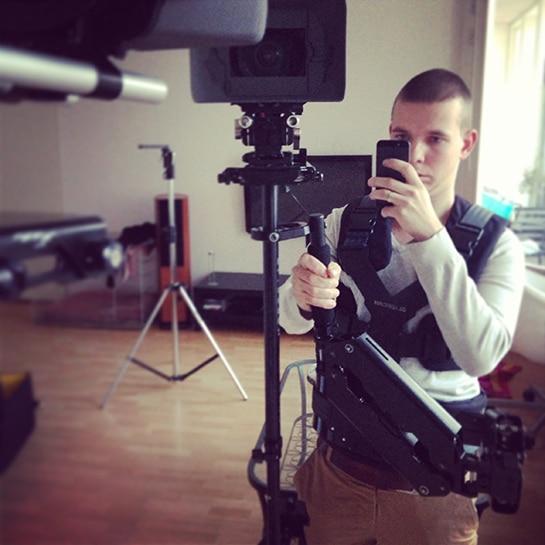 Jeroen Diks cameraman