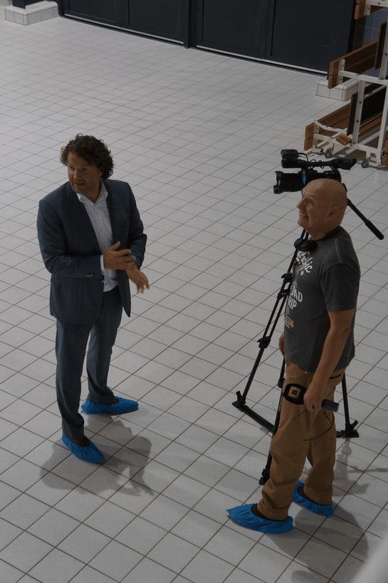 Omroep Brabant interviewt Jeroen Veldkamp