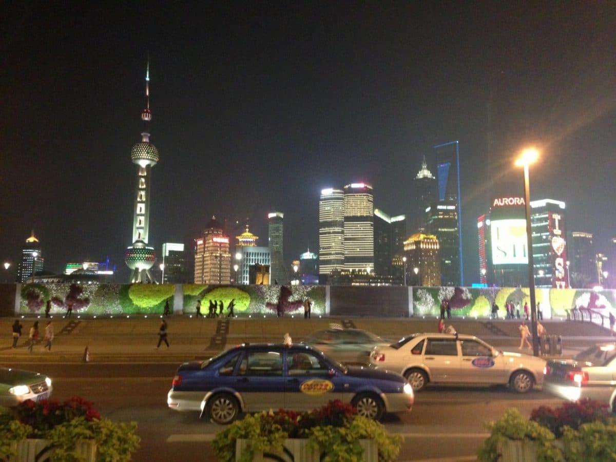 Shanghai Jeroen Veldkamp