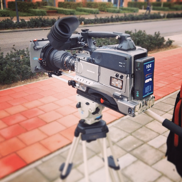 Sony XDcam Veldkamp Produkties