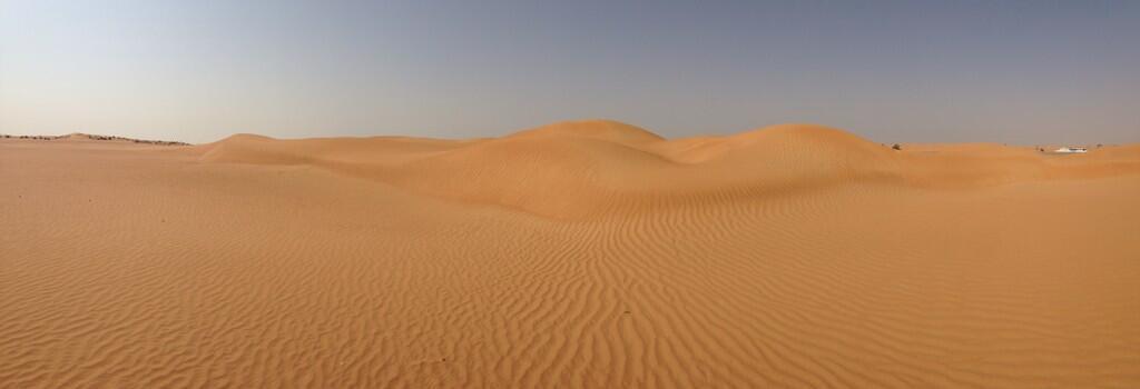 Dubai woestijn Veldkamp Produkties