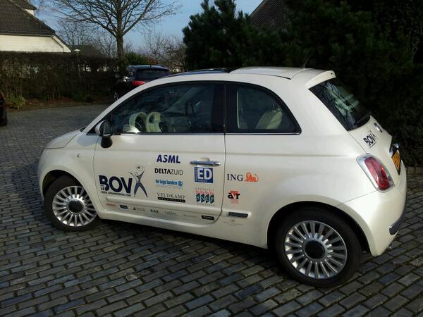 BOV sponsorlunch auto