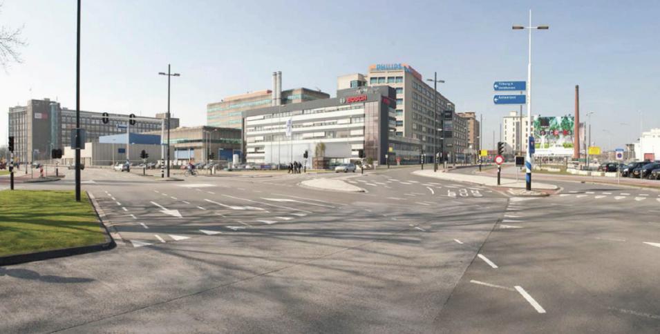 Bosch gebouw Strijp-S SX
