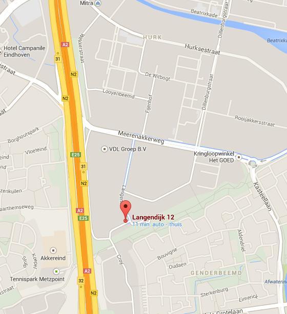 Google Maps Langendijk 12
