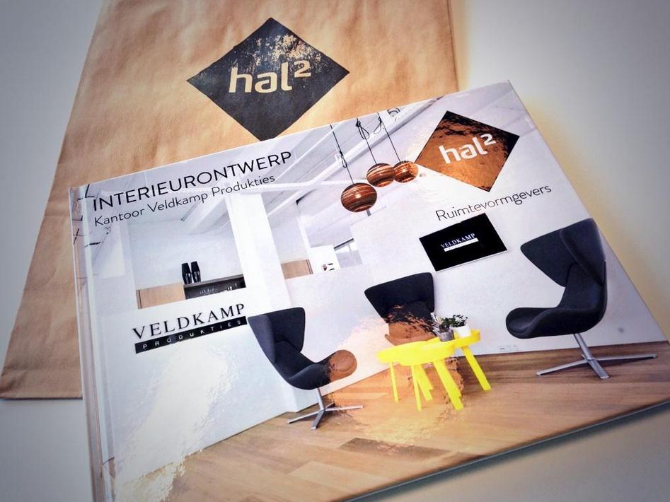 Hal2 Boek SX Veldkamp Produkties