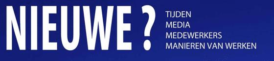 Nieuwe Media header