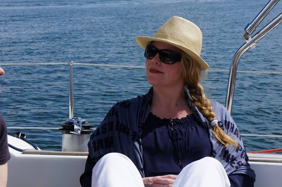 Marianne - Veldkamp Produkties sail experience