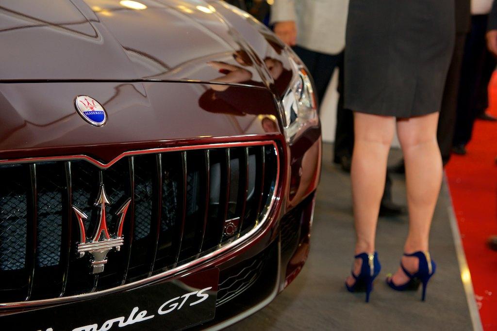 Maserati Openingsceremonie 1