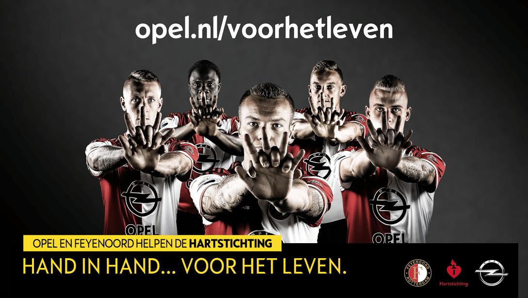 Opel Feyenoord Hartstichting