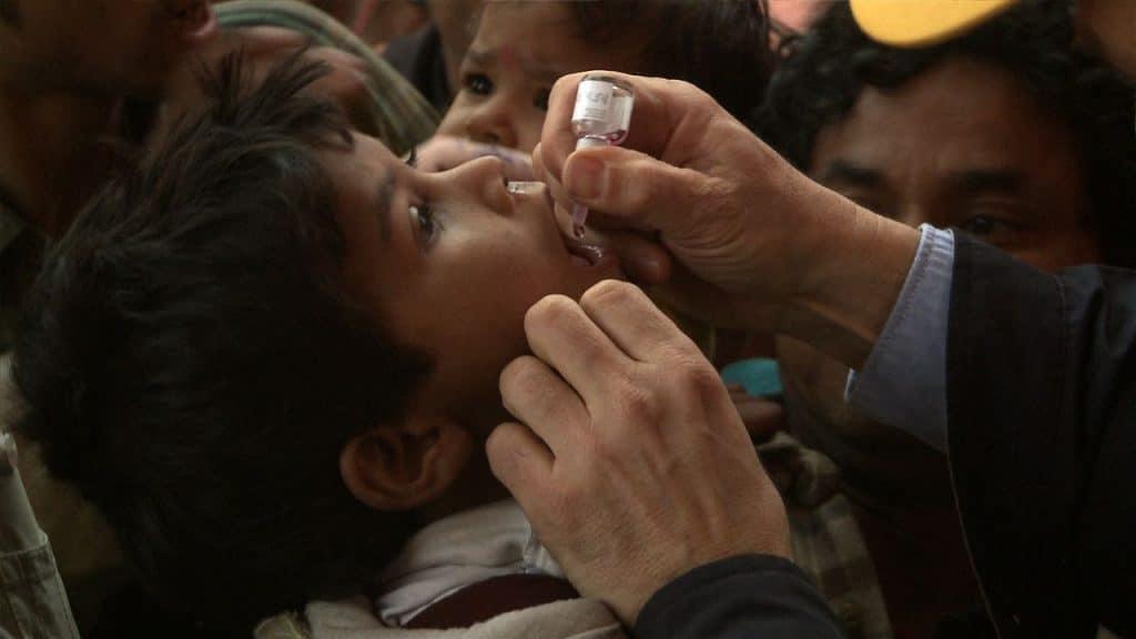 Polio Vaccinatie Still