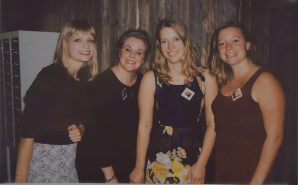 VP 20 jaar the girls