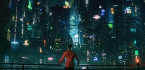 Still uit Altered Carbon