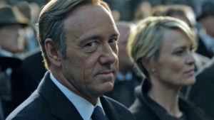 Still uit House of Cards