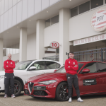Still uit de Driessen Autogroep Alfa Romeo, PSV video