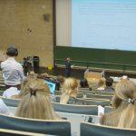 Collegezaal Tilburg University