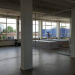 Het Veldkamp Produkties kantoor in aanbouw