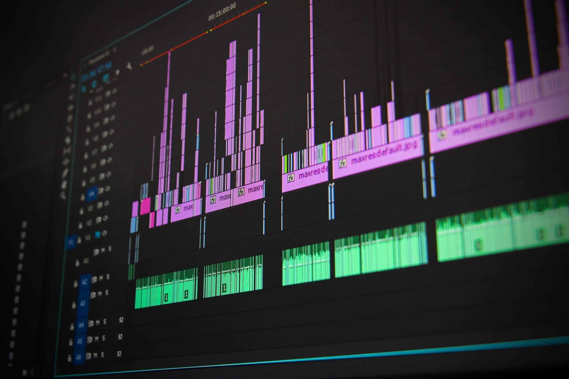 Editing in Premiere Pro