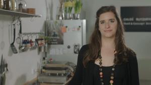Portretfilm over Chloé Rutzerveld