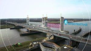 """Still uit """"Spie Nederland a Bright Future' met motion graphics"""