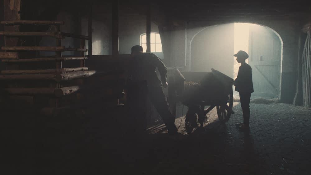 Still uit een bedrijfsfilm voor Brabant Branding