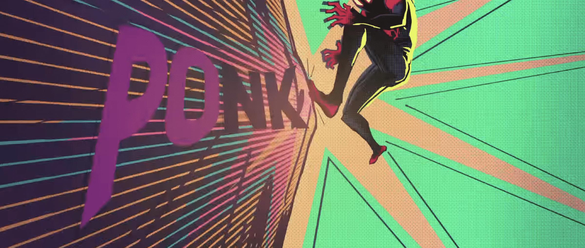 Still uit spider-man