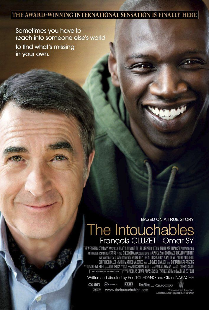 Poster The Intouchables