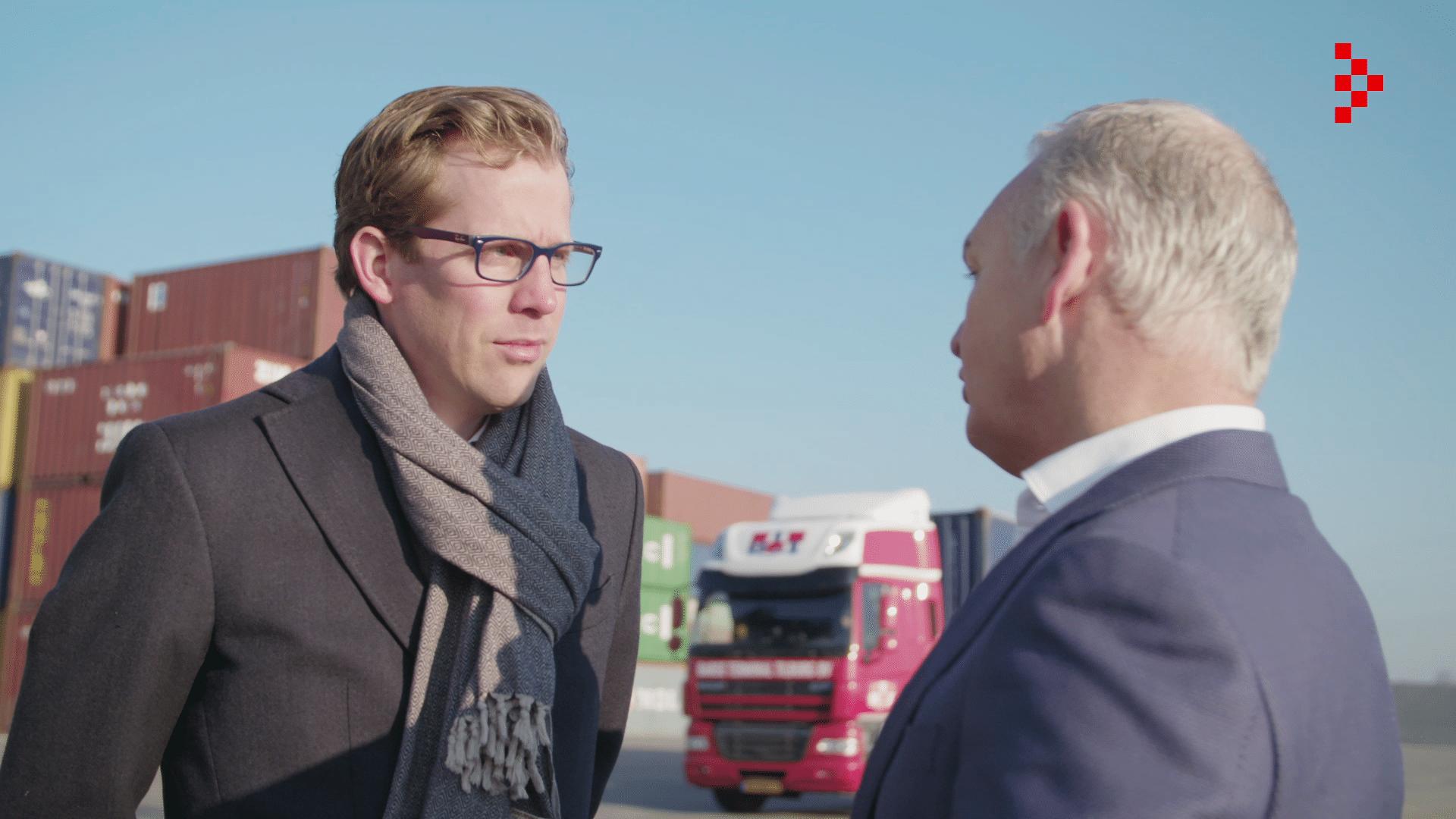 Videopersbericht Spoorlijn Tilburg